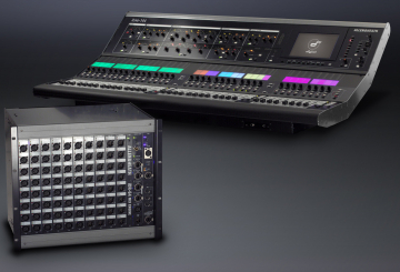 A&H to feature radio broadcast mixers at Plasa