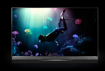LG and Dolby Labs unveil OLED TVs at CES