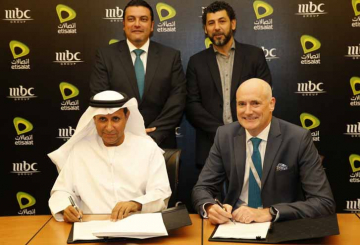 MBC and E-Vision ink key licencing deal