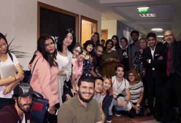 Middlesex Uni Dubai opens filmmaking suite