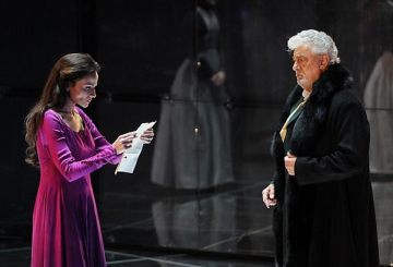 Placido Domingo to perform at Dubai Opera tonight