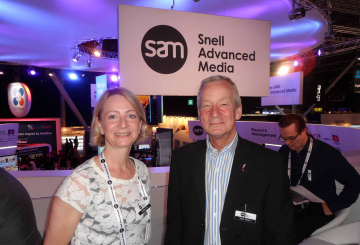 IBC2015: Faces of broadcast and production