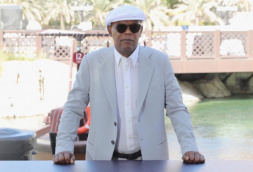 IN PICS: Samuel L. Jackson in Dubai