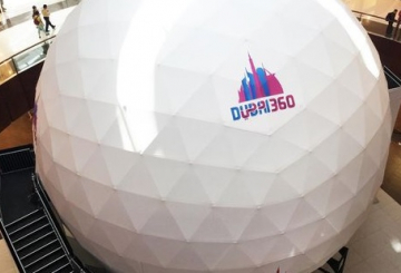 Sphere to showcase Dubai from all angles