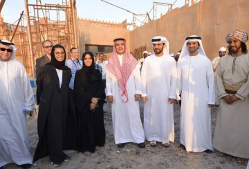 IN PICS: Dignitaries visit film hub in KIZAD