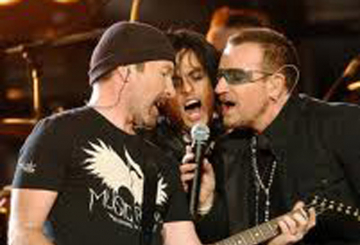 U2 stung with $22,000 fine in Barcelona