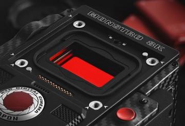 Red Digital Cinema unveils Monstro 8K VV sensor