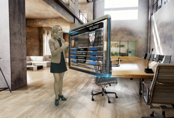 Brainstorm's InfinitySet 3 to make its European debut at IBC 2017
