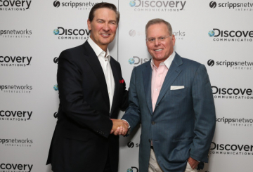 Discovery Communications to take over Scripps Networks
