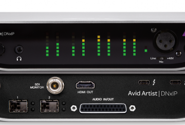 Avid announces new hardware interface for IP workflows