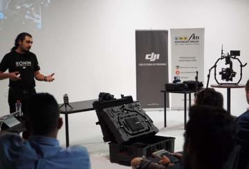 In pics: DJI Ronin 2 Experience in Dubai