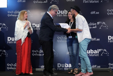 13 Arab film projects shortlisted for Dubai Film Connection prize money and partnership opportunities
