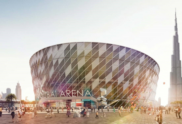 Live Entertainment veteran Thomas Ovesen appointed VP - Programming for Dubai Arena