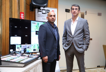 FOR-A Holds Two Day Roadshow in Baghdad