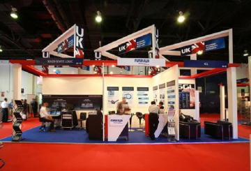 Large British presence at CABSAT 2018 with over 50 companies