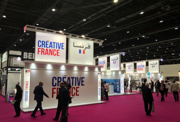 French Broadcast and Audiovisual Experts gathered on a Strong French pavilion at CABSAT 2018