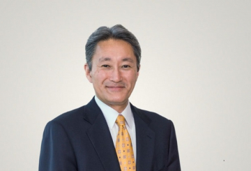 Sony CEO Kaz Hirai to step down on April 1