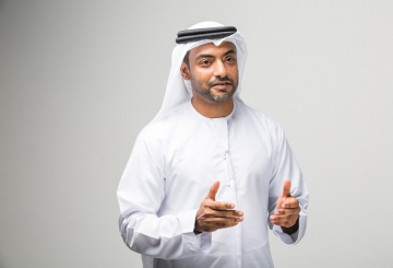 5 mins with Majed Al Suwaidi