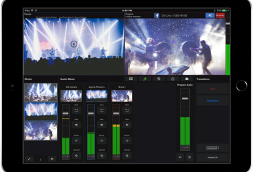 Teradek releases multi-camera switcher software