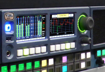 TSL to showcase SMPTE2110 support for audio monitoring units at NAB