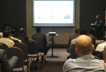 Grass Valley and CISCO hold Dubai roadshow to demystify IP