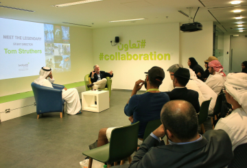 Hollywood stunt legend holds workshop in Abu Dhabi