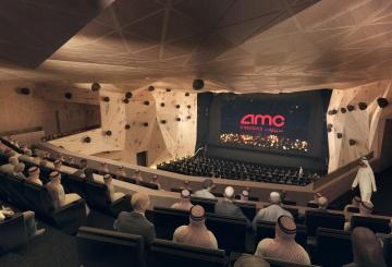 Saudi Arabia's first cinema to open on April 18