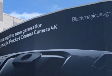 Blackmagic Design to launch Pocket 4K Cinema Camera at NAB