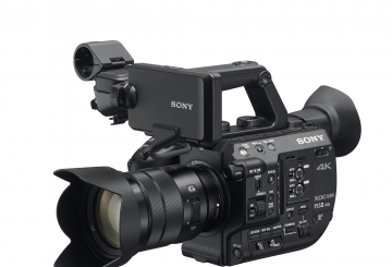 Sony's new FS5 II large format camcorder launched