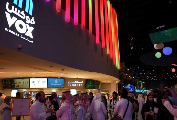 Majid Al Futtaim's Vox Cinemas opens in Jeddah