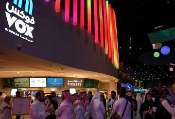 Vox Cinemas pledges $500m to build movie theatres in Saudi Arabia