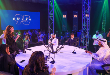 Pulse 95 Radio: Sharjah's first English radio station