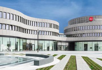Leica cinematic lenses arm rebrands as Leitz, inaugarates new factory