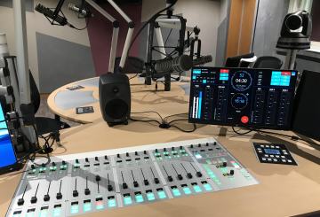 Lawo consoles power Sharjah's first English radio station
