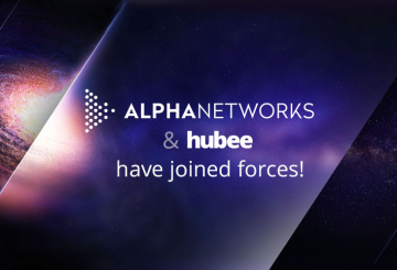 Alpha Networks acquires Hubee