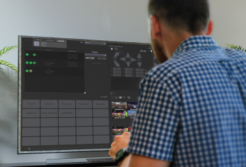 Ross Video releases enhanced control interface for Virtual Production