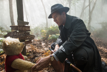 Disney's 'Christopher Robin' brings A.A Milne's 'stuffed toys' characters to life