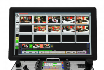 Telemetrics will showcase award winning camera control products at IBC