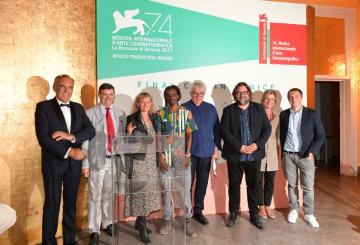 Films from MENA spotlighted at Venice festival