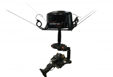 IBC Preview: Gearhouse Broadcast and Spidercam