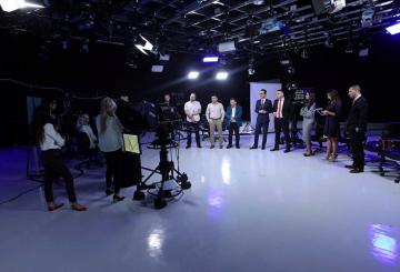 Live Point Art Production Studios: Training the next generation