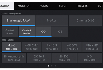 Blackmagic unveils Blackmagic Raw format