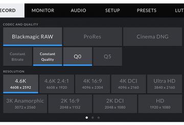 Blackmagic unveils Blackmagic Raw format