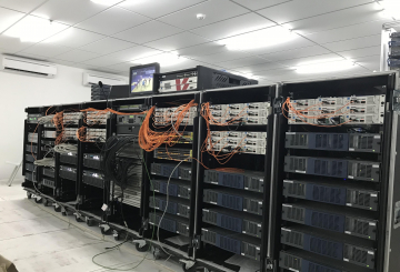 Asian Games deployed Lawo for IP based signal distribution