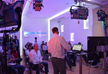 ARRI workshop conducted by UBMS