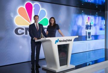 CNBC unveils new Dubai studios