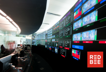 World's first software only uncompressed playout deployed by Red Bee Media