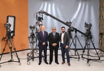 UBMS completes Citruss TV studio installation