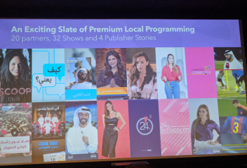 Snapchat announces new slate of Middle East content partners