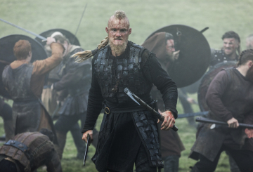 Global hit Vikings returns to Starz Play